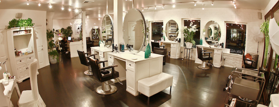 Hair salons in los angeles curly hair salon products for Address beauty salon